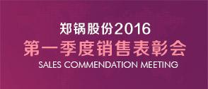 2016第一季度销售表彰会